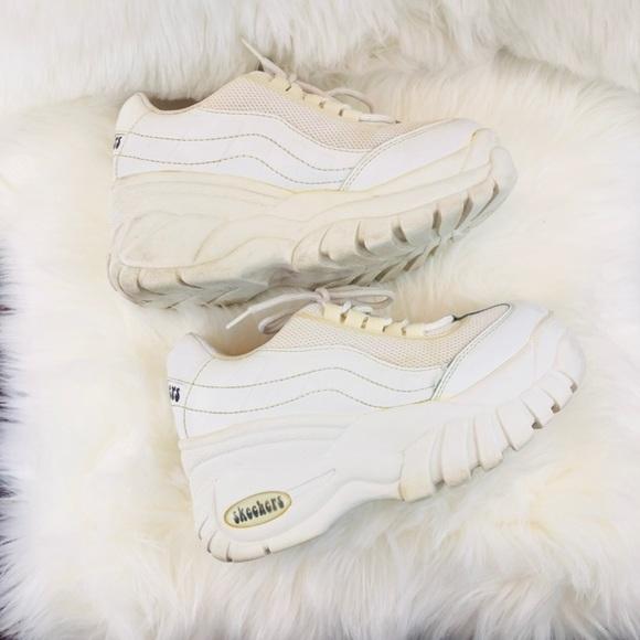 410a662915 Skechers Shoes | Sketchers 90s Platform Sneakers | Poshmark